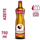 Azeite Subtil Gallo (garrafa 75 cl)