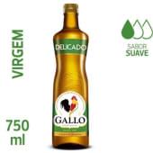 Azeite Virgem Delicado Gallo (garrafa 75 cl)