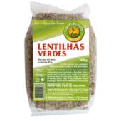 Lentilhas Verdes Cem Porcento (emb. 500 gr)