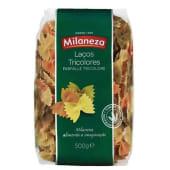 Massa Laços Tricolores Milaneza (emb. 500 gr)