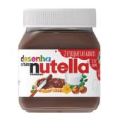 Creme para Barrar Chocolate e Avelãs Nutella (emb. 400 gr)