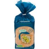 Pão de Forma Sem Côdea Integral Continente (emb. 450 gr)
