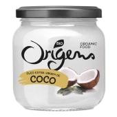 Óleo de Coco Extra Virgem Origens Bio (emb. 200 ml)