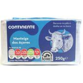 Manteiga com Sal Açores Continente (emb.250 gr)