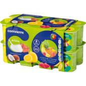 Iogurte Aroma Multisabores Continente (emb. 16 x 125 gr)
