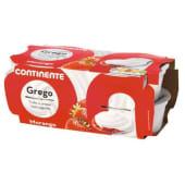 Iogurte Tipo Grego Morango Continente (emb. 4 x 125 gr)