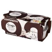 Iogurte Grego Stracciatella Continente (emb. 4 x 125 gr)