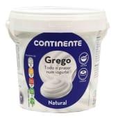 Iogurte Tipo Grego Natural Continente (emb. 1 kg)