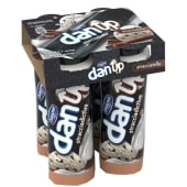 Iogurte Líquido Straciatella Danup (emb. 4 x 155 gr)