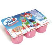 Yoco Suissinhos Morango Nestlé (emb. 6 x 42 gr)