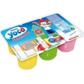Yoco Suissinhos Multisabores Nestlé (emb. 6 x 42 gr)