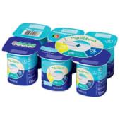 Iogurte Natural 00% Continente Equilíbrio (emb. 6 x 120 gr)