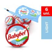 Queijo Magro Mini Babybel (emb. 6 x 20 gr)