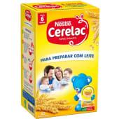 Papa Infantil Para Preparar com Leite Cerelac (emb. 750 gr)