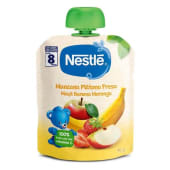 Pacotinho Naturnes Maçã Banana Morango Nestlé (emb. 90 gr)