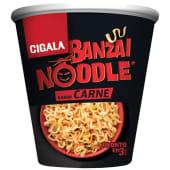Noodle Carne Banzai Cigala (emb. 67 gr)