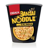 Noodle Galinha Banzai Cigala (emb. 67 gr)