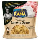 Tortellini com Fiambre e Queijo Rana (emb. 250 gr)