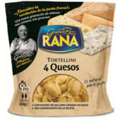 Tortellini de 4 Queijos Rana (emb. 250 gr)