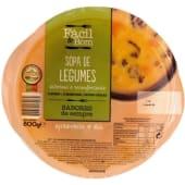 Sopa de Legumes Fácil & Bom (emb. 800 gr)