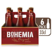 Sagres Bohemia Original (emb. 6 x 33 cl)