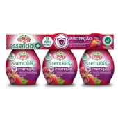 Doses Fruta Essencial + Frutos Vermelhos / Açaí Compal (emb. 3 x 110 ml)