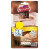 Peito de Peru Fatias Finas Forno a Lenha Campofrio (emb. 120 gr)