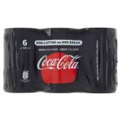 Coca-Cola, Zero conf. 6x150 ml