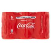 Coca-Cola, conf. 6x150 ml
