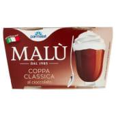 Parmalat, Malù Coppa classica al cioccolato conf. 2x100 g