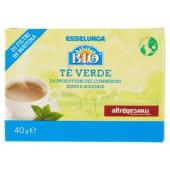 Esselunga Bio, Altromercato tè verde 20 filtri 40 g