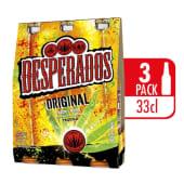 Desperados (emb. 3 x 33 cl)