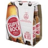 Super Bock sem Álcool (emb. 6 x 33 cl)