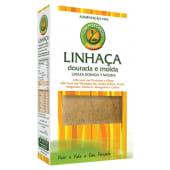Linhaça Dourada Moída Cem Porcento (emb. 200 gr)