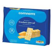 Bolachas Crackers sem Sal na Superfície Continente (emb. 500 gr)