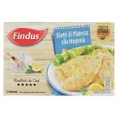 Findus, filetti di platessa alla mugnaia surgelati 250 g