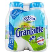 Candia, Granlatte latte UHT parzialmente scremato conf. 4x500 ml