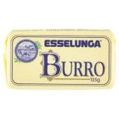 Esselunga, burro 125 g