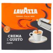 Lavazza, Crema e Gusto forte conf. 2x250 g