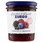 Zuegg, I frutteti di Oswald confettura extra di frutti di bosco 320 g