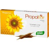 Própolis y miel protege las defensas y las vías respiratorias envase 60 ampollas