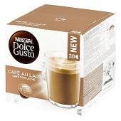 Café con leche ápsulas estuche 300 g