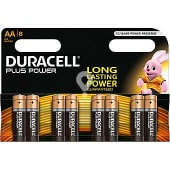 Pila plus power alcalina AA (lr6 - mn1500) 1,5 voltios blister 8 unidades