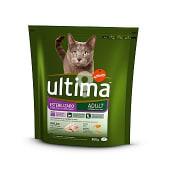Comida seca para gatos esterilizados con pollo y cebada