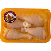 Jamoncitos pollo corral 4 unidades peso aproximado bandeja 600 g
