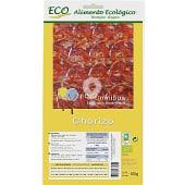 Chorizo extra en lonchas alimento ecológico