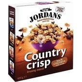 Cereales de Desayuno con Chocolate Country Crisp
