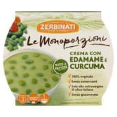 Zerbinati, Le Monoporzioni crema con adamame e curcuma 310 g