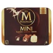 Algida, Magnum, Mini classico mandorla bianco 8 pezzi 352 g
