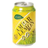 Cerveza Lemon sin alcohol con limón